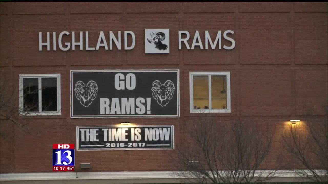 Students, parents raise concerns over Highland High datingassignment