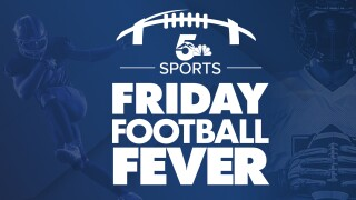 Friday Football Fever Play of the Night