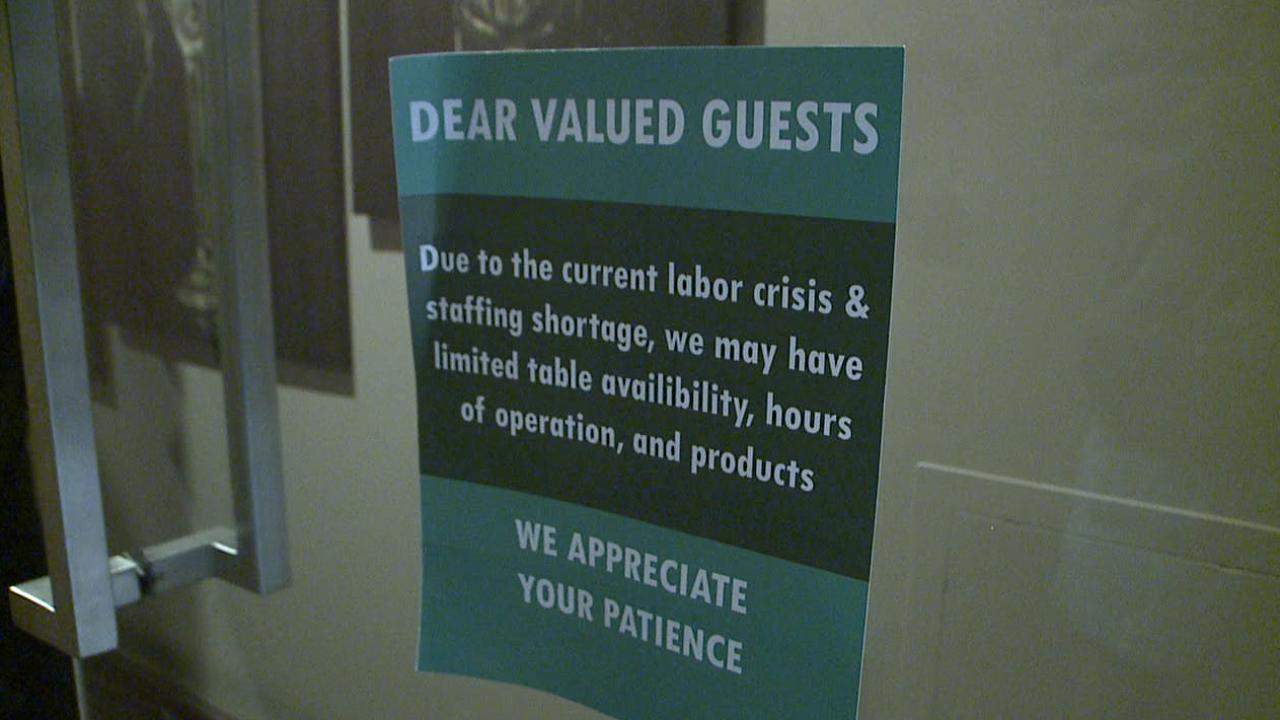 GR Labor Shortage