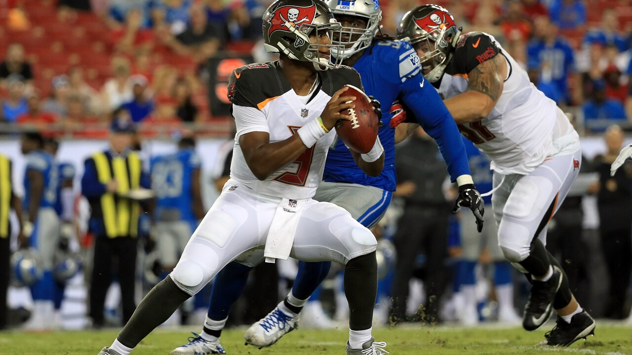 Bucs QB Jameis Winston has something to play for against Lions