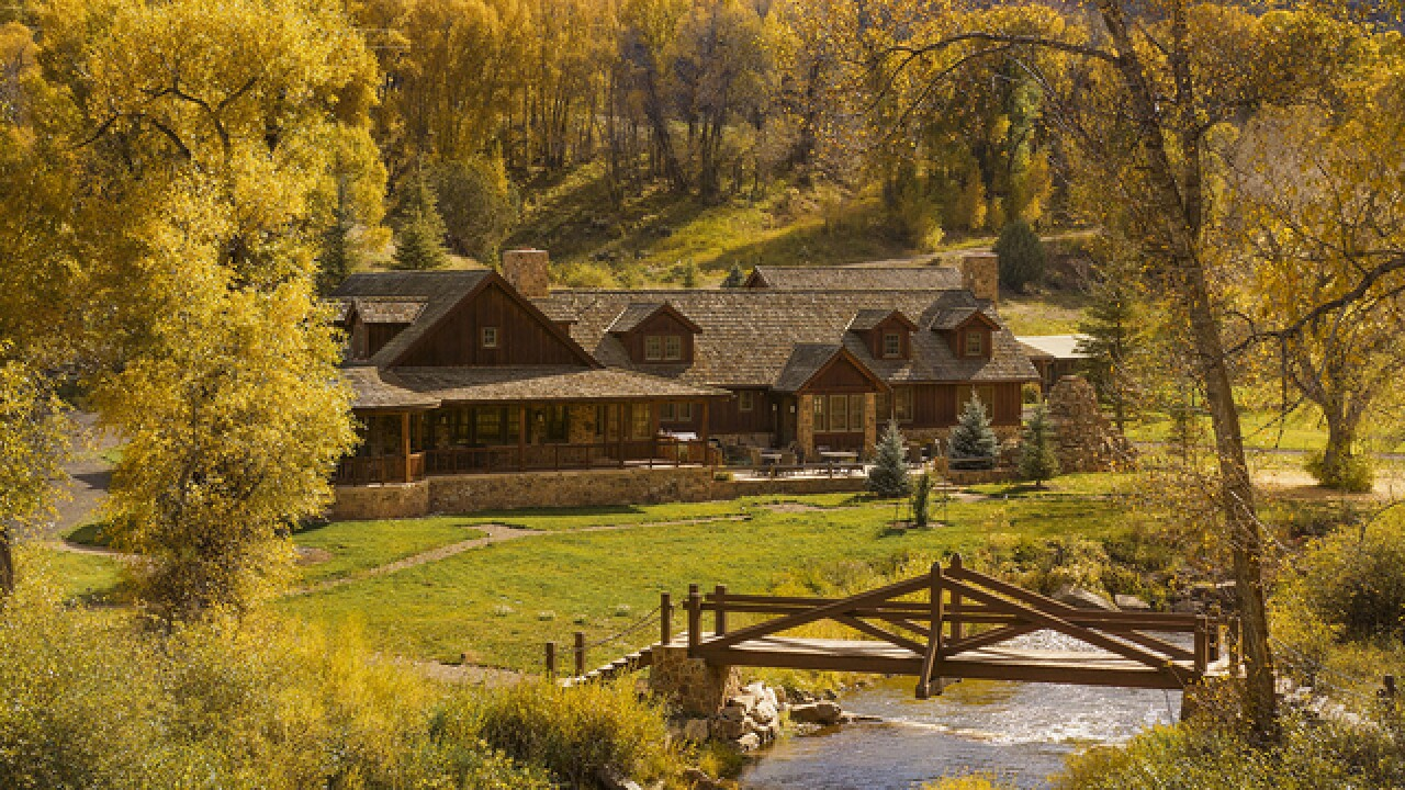 Colorado Dream Homes: $16M ranch for sale in Routt County