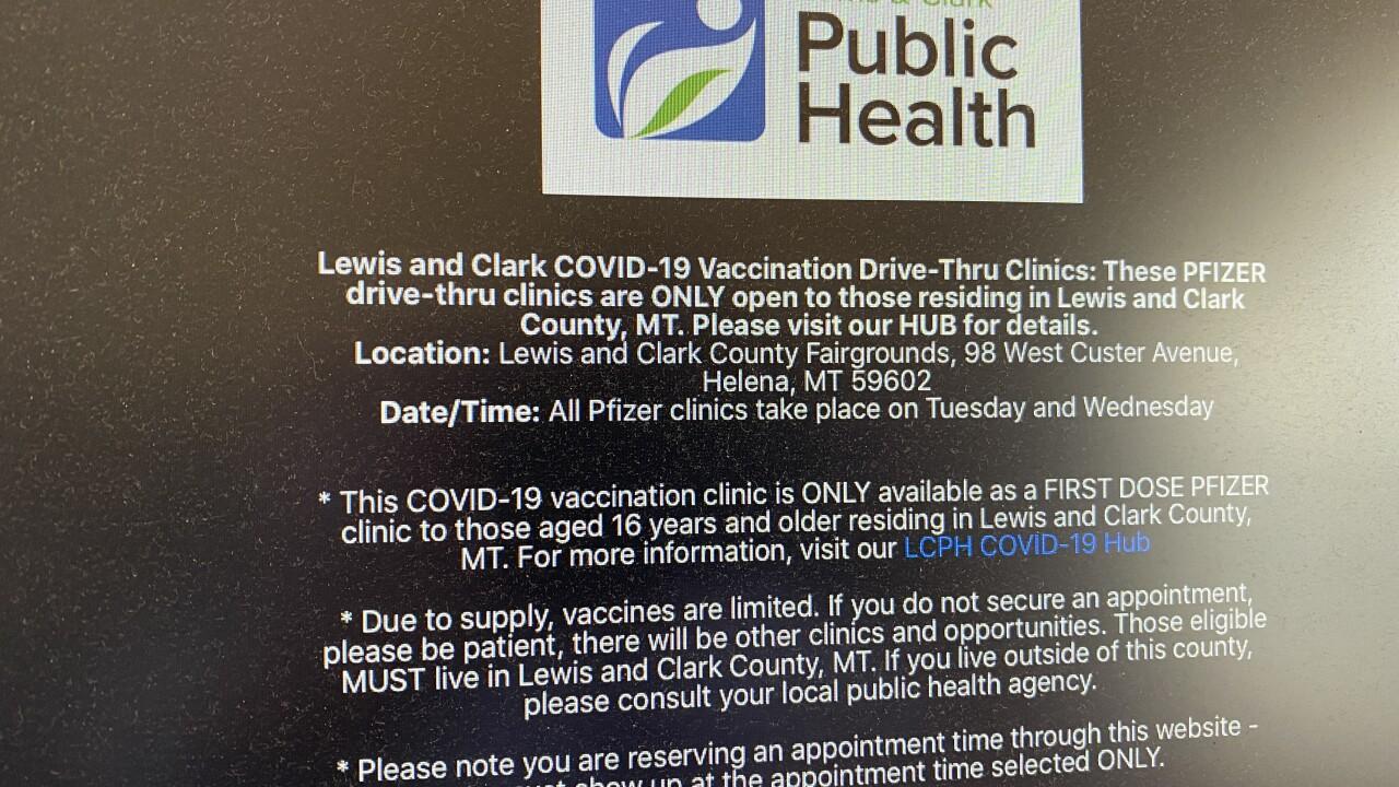 COVID Clinic Application