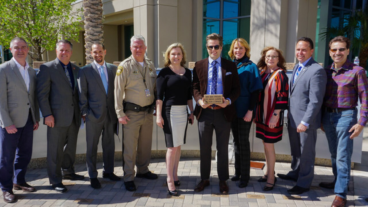 Community leaders contribute to LVMPD Foundation