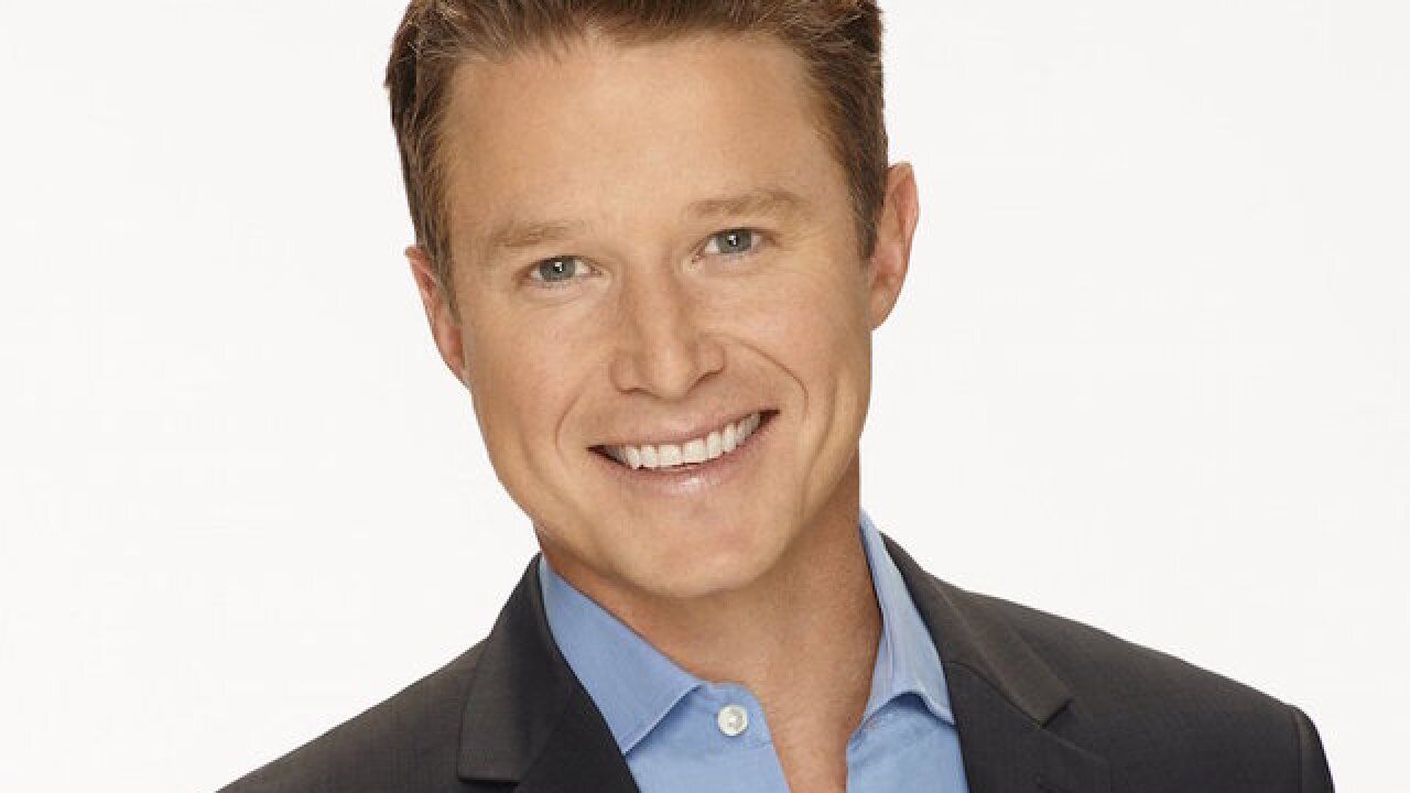 Billy Bush breaks silence on 'Access Hollywood' tape, Trump