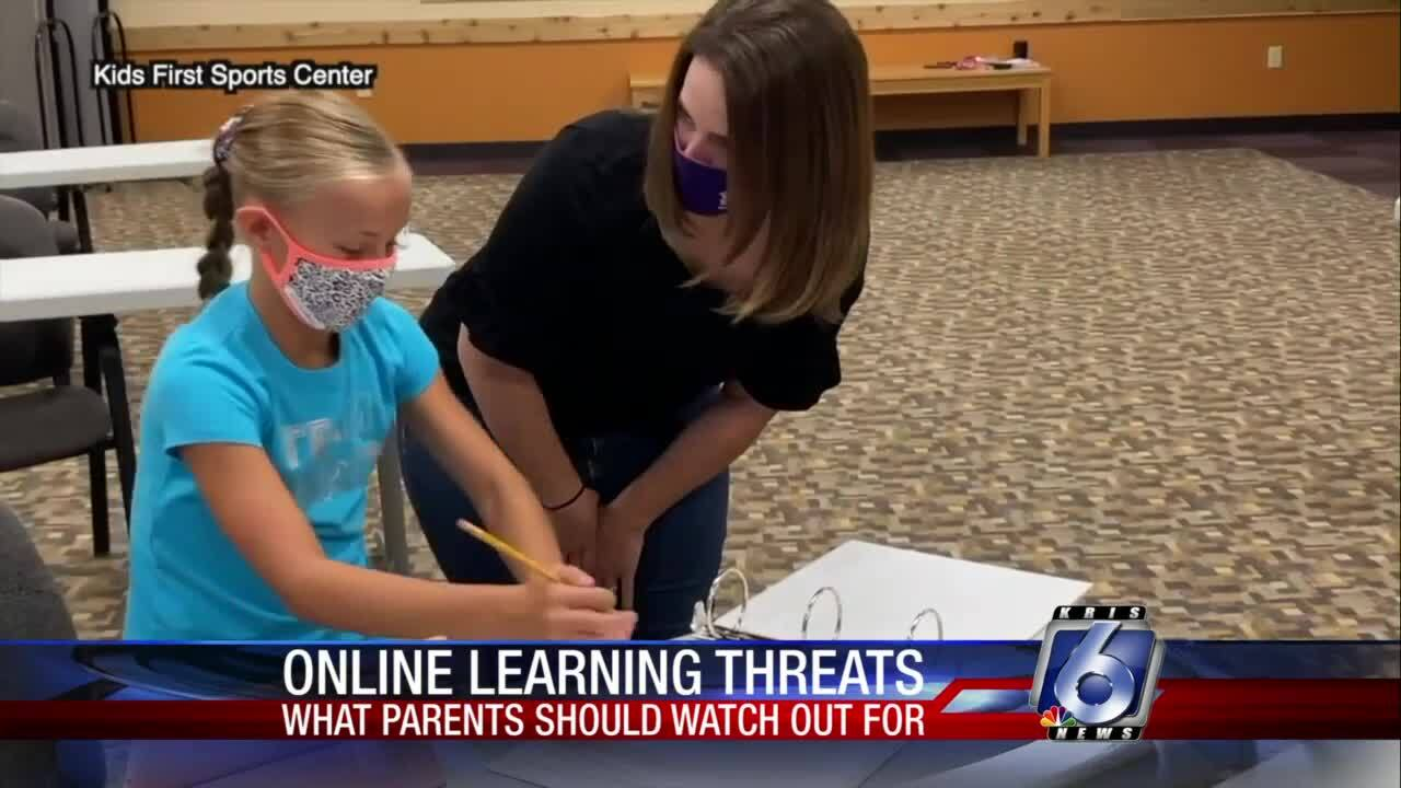 How safe are your kids while online learning?