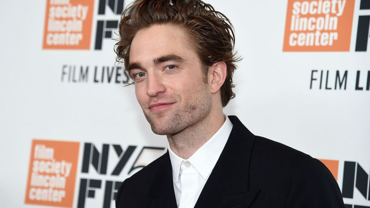 Robert Pattinson is the new Batman, film releases in 2021