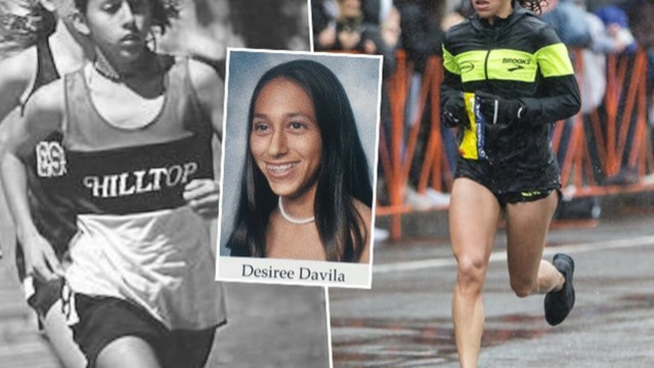 SD native Desiree Linden wins Boston Marathon