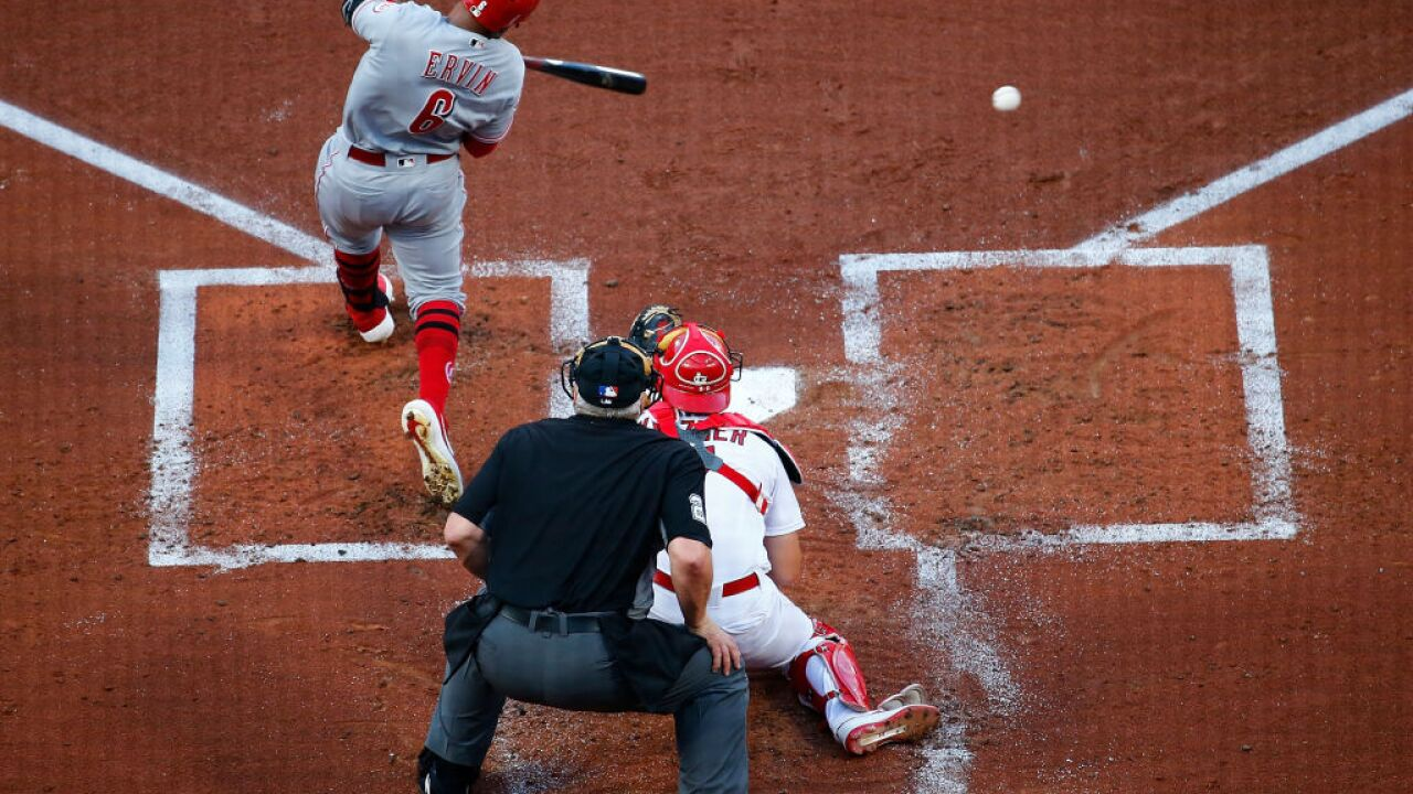 Cincinnati Reds v St Louis Cardinals - Game Two
