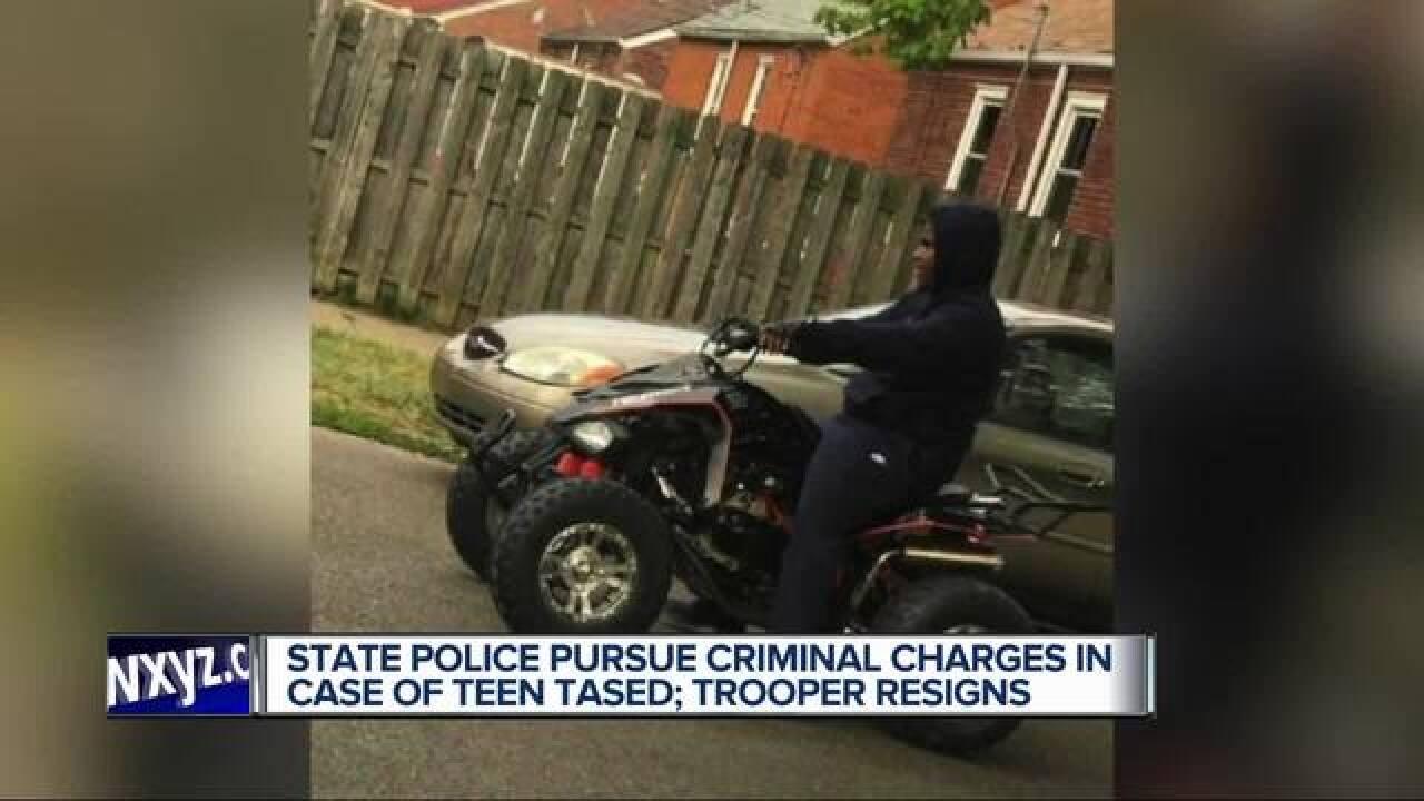 Trooper involved in deadly ATV crash resigns