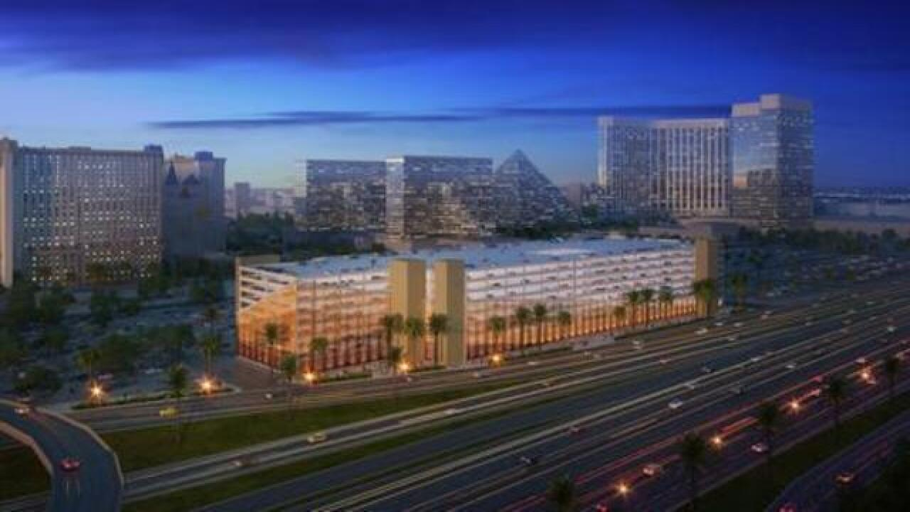 MGM to charge for parking on Las Vegas Strip