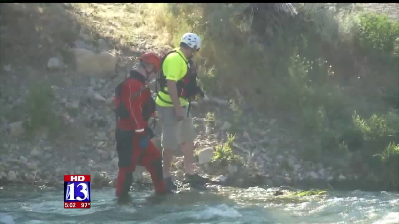 Experts urge Utahns to be cautious as river conditions expected to worsen