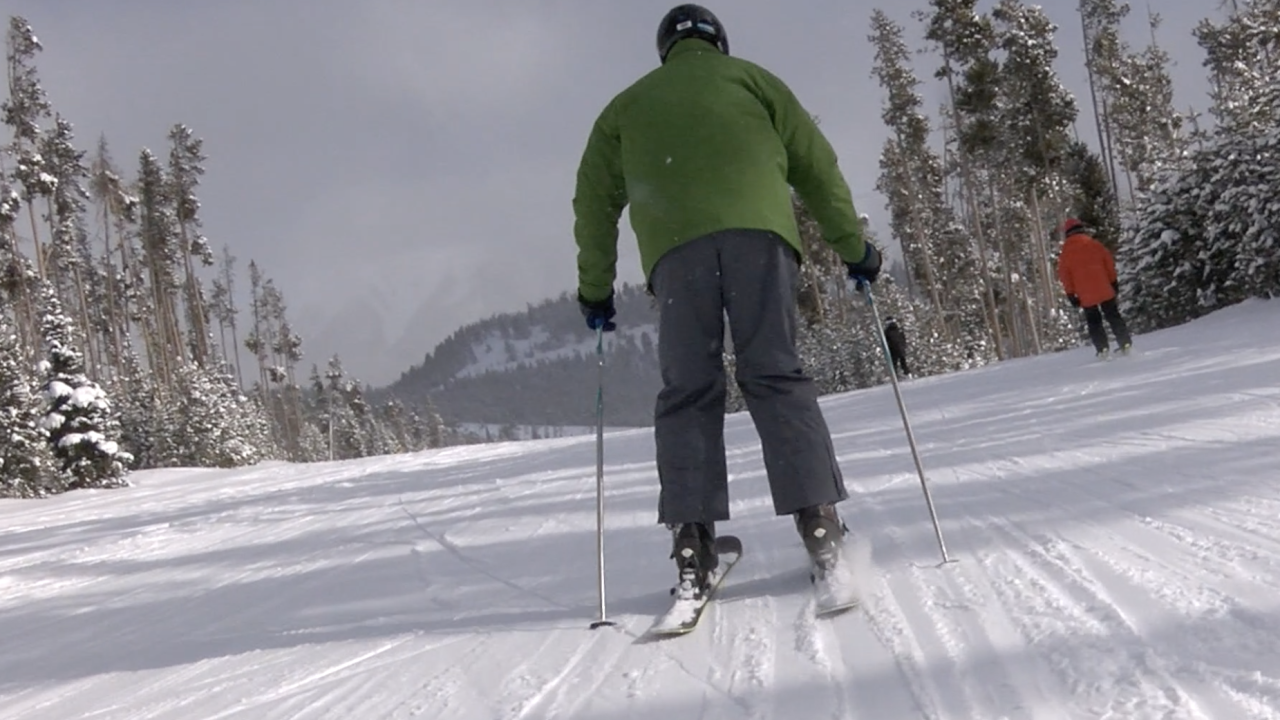 Disabled veterans find hope on the slopes through Eagle Mount camp