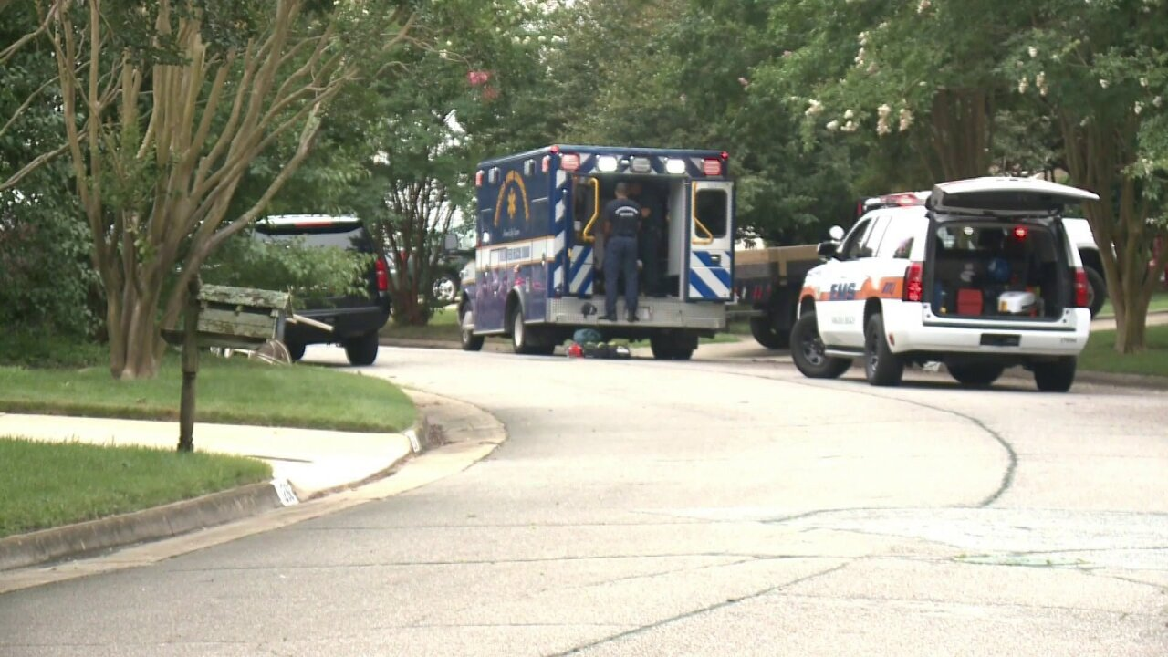 Virginia Beach Police working death investigation after child foundunresponsive