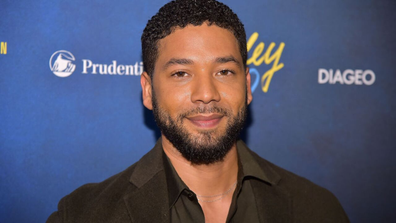 Jussie Smollett won't appear on 'Empire' for remainder of season