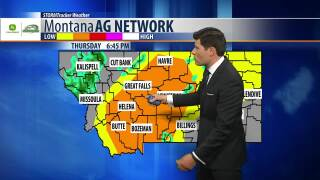 Montana Ag Network Weather: June 6th