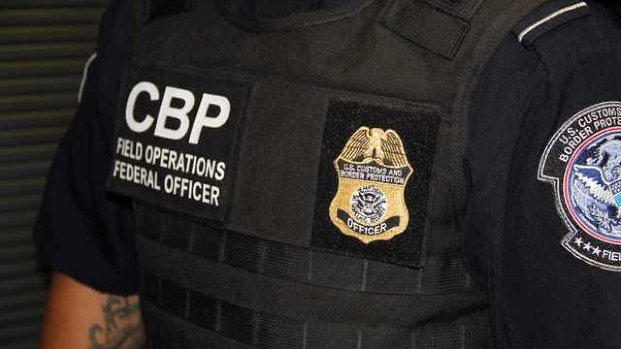 CBP officer arrested for 'strangling' traveler at San Ysidro Port of Entry