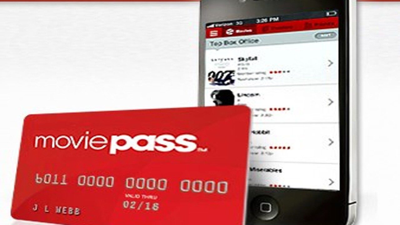 MoviePass looks to change how we watch movies