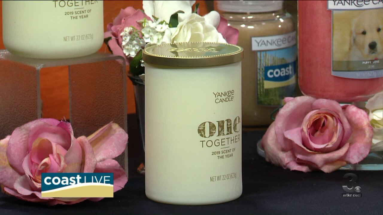 Personalized candles and great gift ideas just in time for Valentine's Day on CoastLive