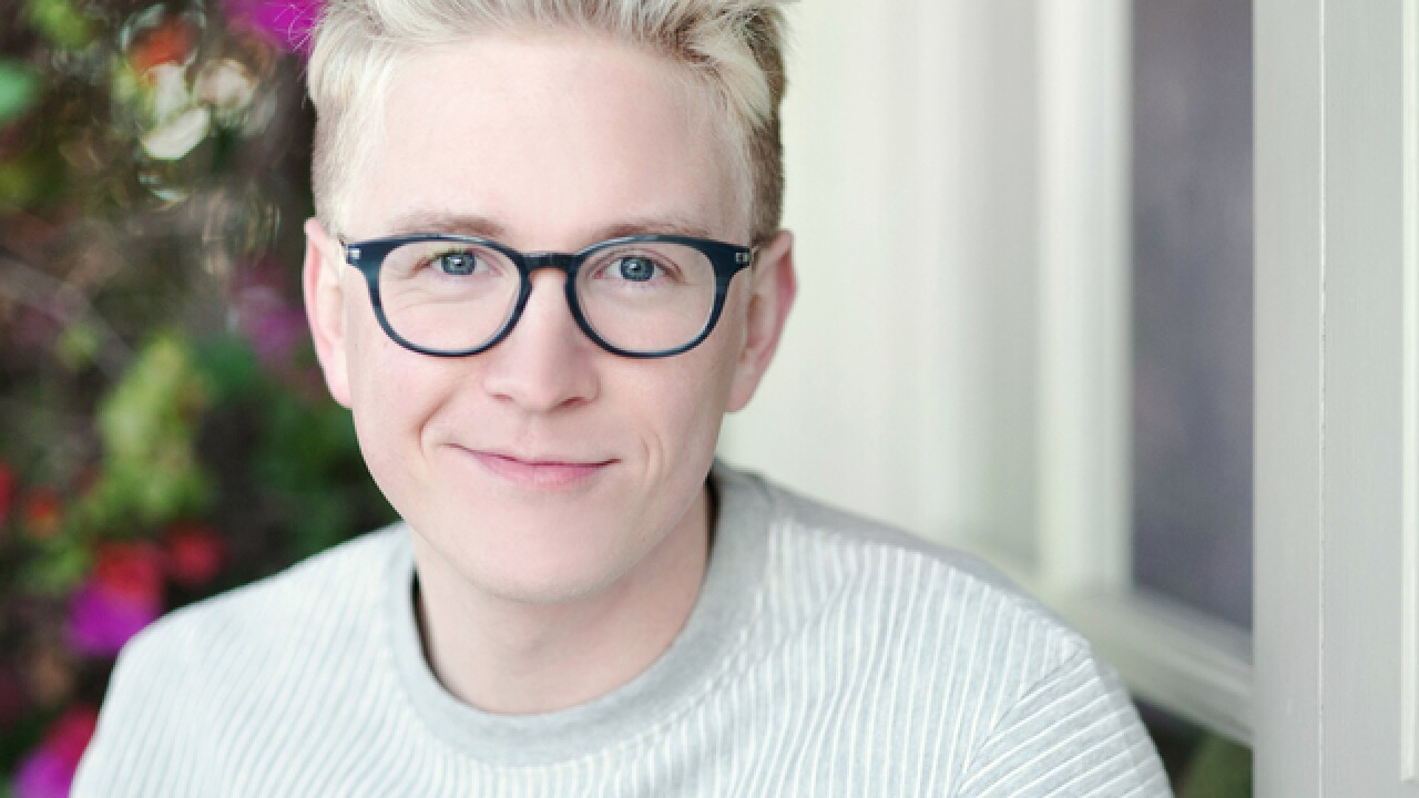 Facebook Live with Tyler Oakley