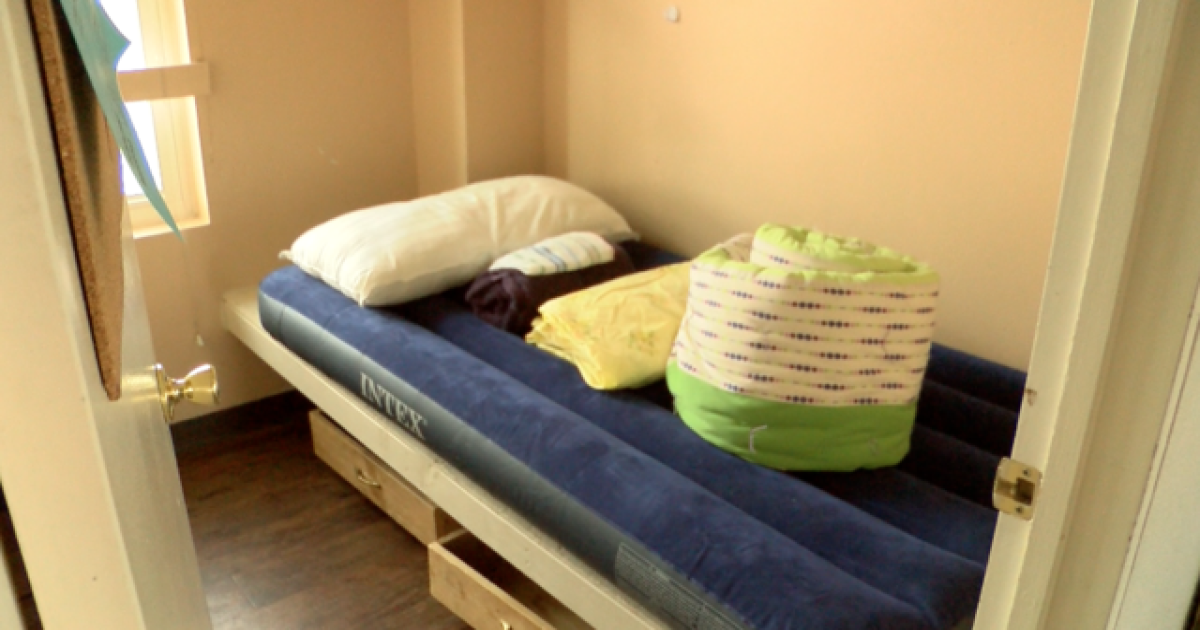 Shortage of shelter beds for homeless families