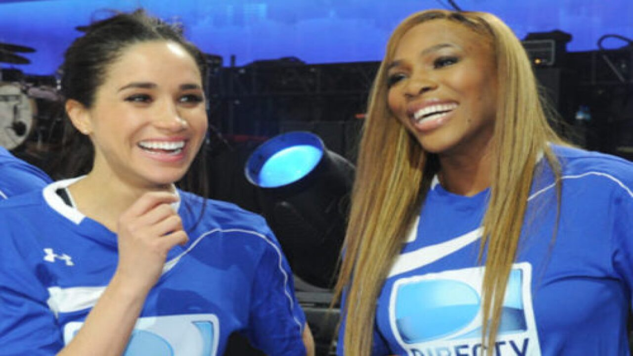 Serena Williams Opens Up About Her Friendship With Meghan Markle
