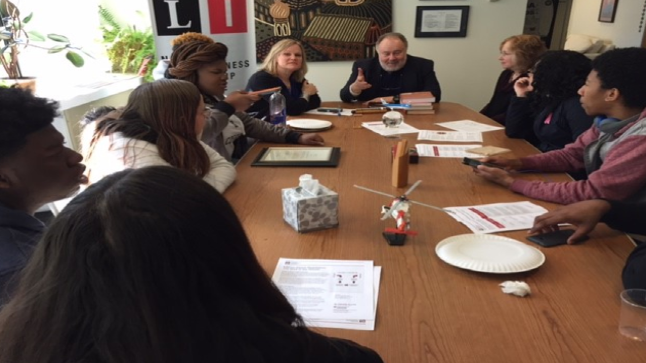 MKE students present nonviolent plans at Harvard