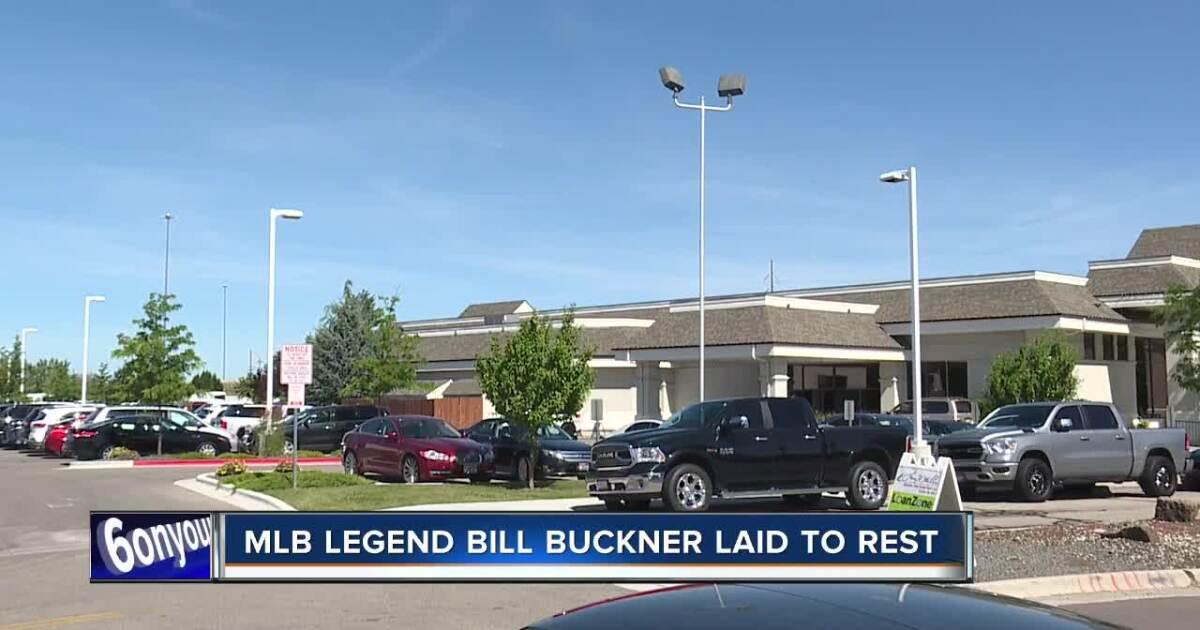 Bill Buckner laid to rest
