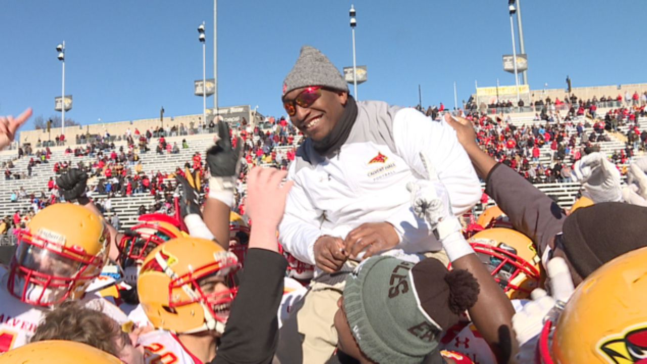 Calvert Hall wins 98th Turkey Bowl