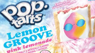 Pop-Tarts' Newest Flavor Is Pink Lemonade