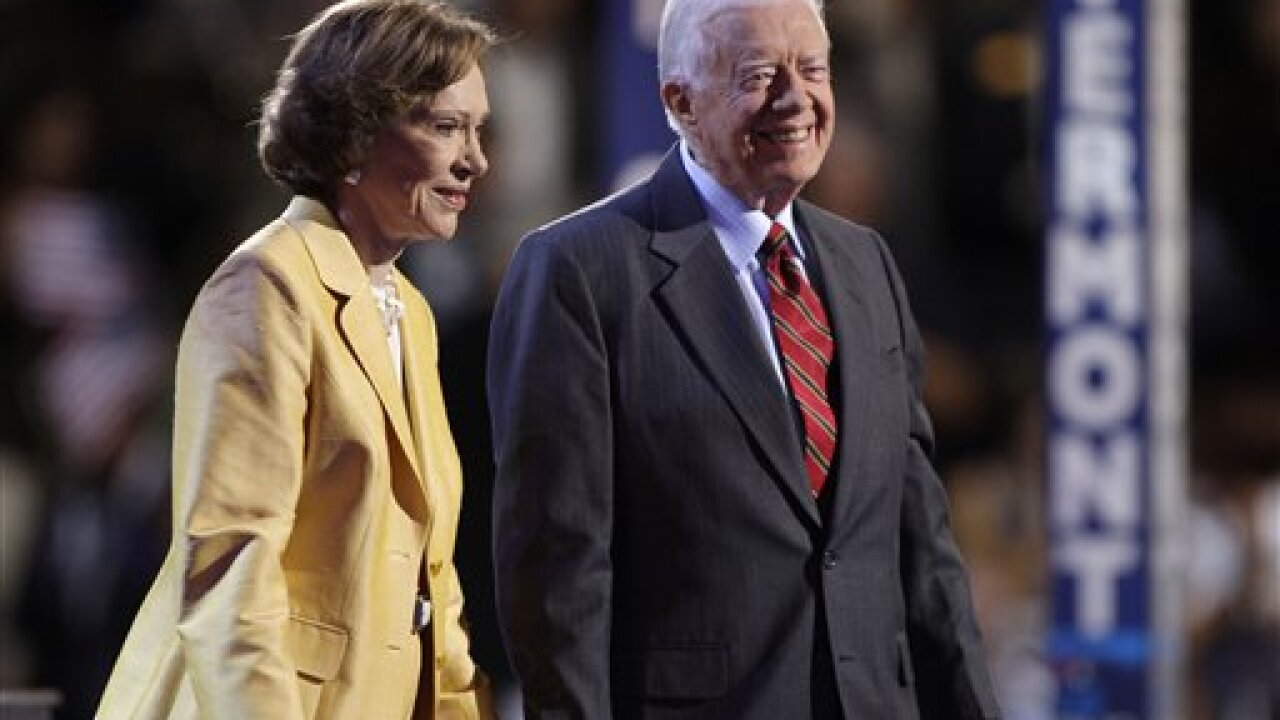 Jimmy Carter,Rosalynn Carter