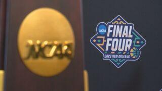 2022 Final Four Logo, Trophy