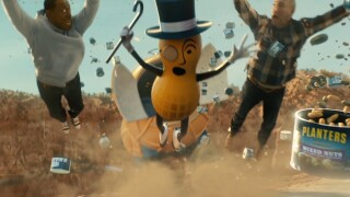 Mr. Peanut is dead and his funeral will air during the Super Bowl