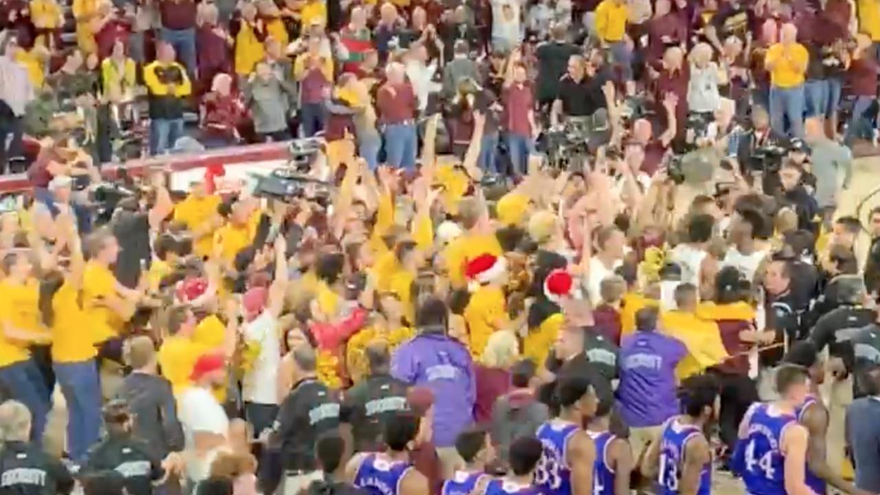 ASU beats Kansas