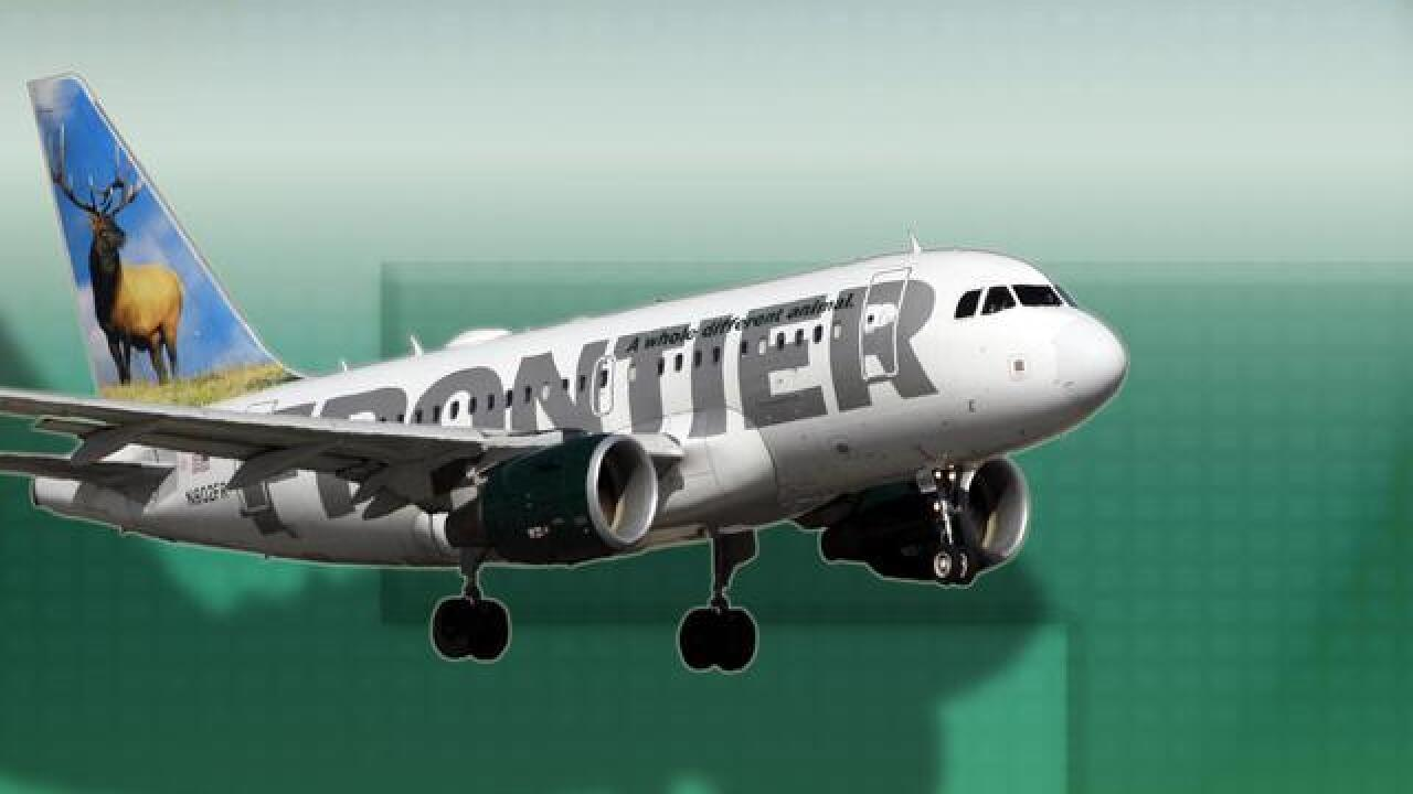 Frontier offering non-stop service between Nashville, Las Vegas