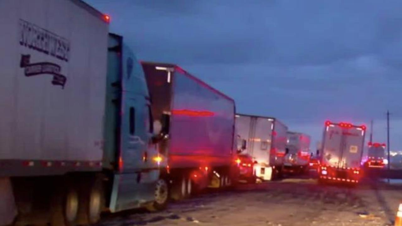 Interstate 5 closure