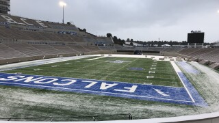 2020 Stadium Series taking shape at Falcon Stadium