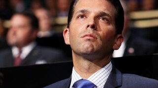 White powder mailed to Trump Jr.'s apartment