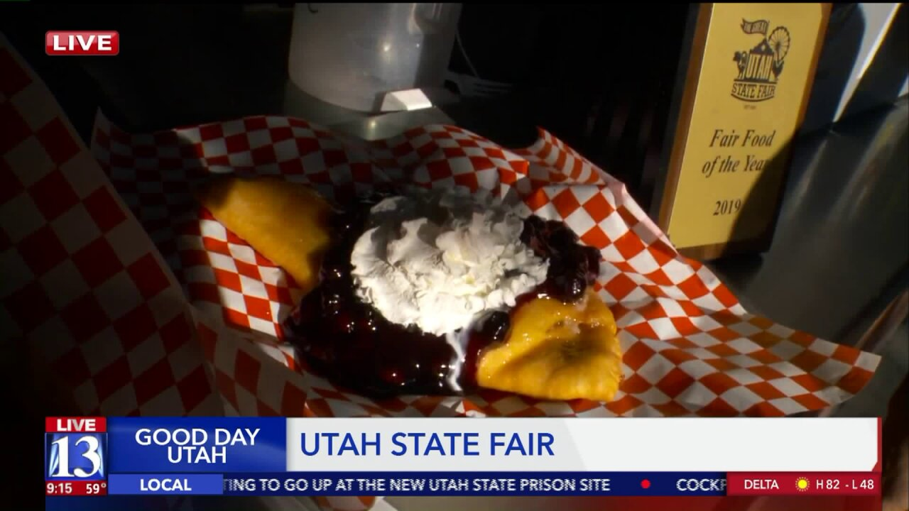 Food, high-flying fun and more at the Utah State Fair