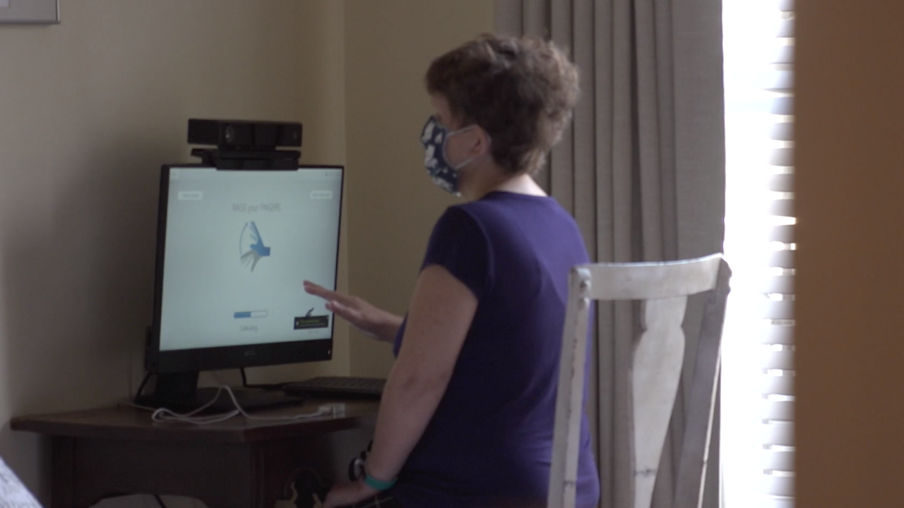 "Video games, a form of ""digital neurorehabilitation therapies,"" are helping stroke survivors to some of their rehabilitation is a more engaging way."