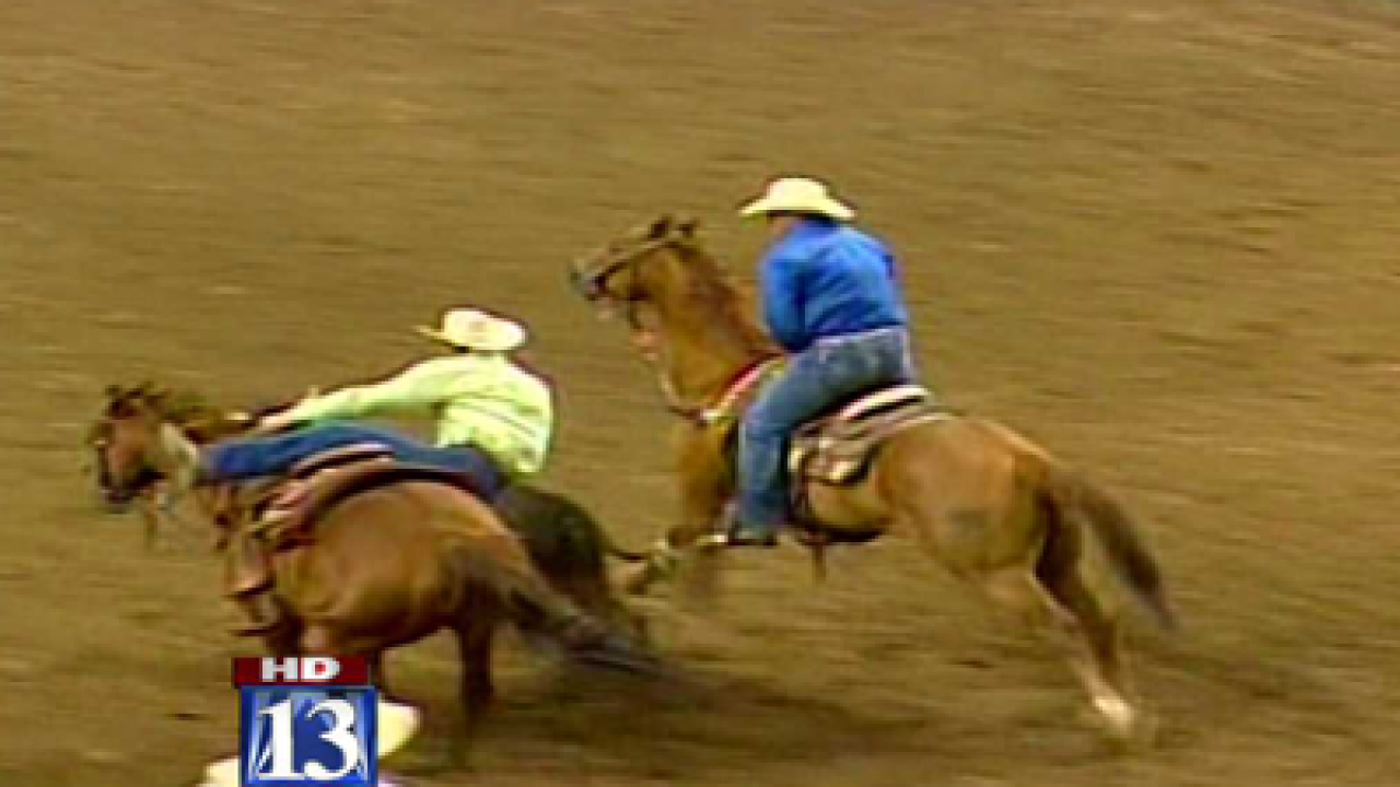 Days of '47 Rodeo in town through Tuesday