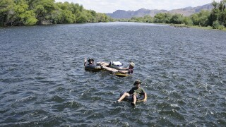 Salt River Tubing file photo