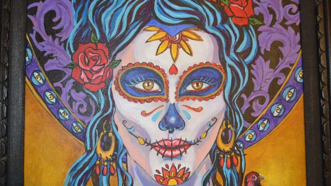 Dia de los Muertos exhibit opens in Waco