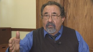 Congressman Raul Grijalva  speaks about border