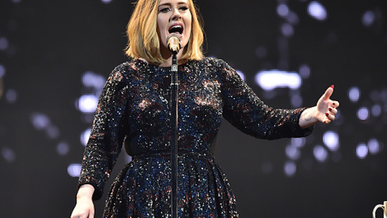 Beyonce, Adele nominated for top Grammy Awards