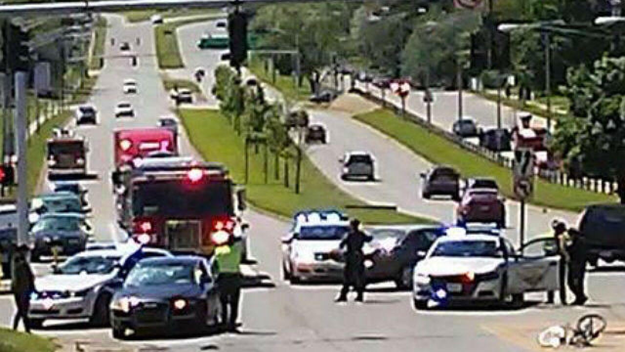 FD: Boy struck by car in Middletown
