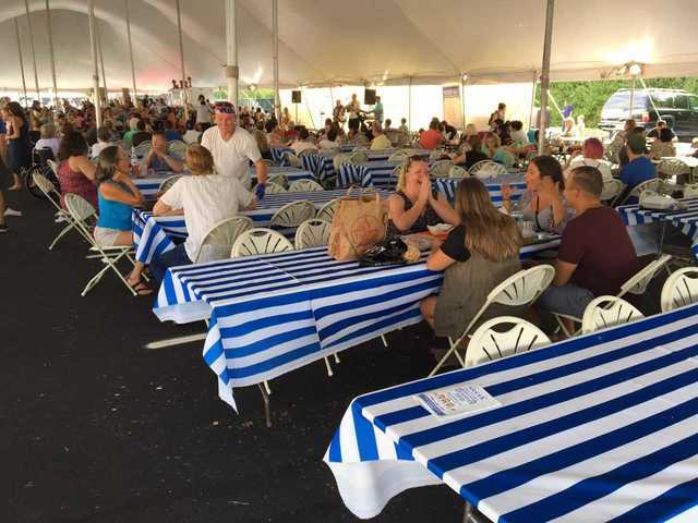 Photos: Nashville Greek Festival Benefits Local Church