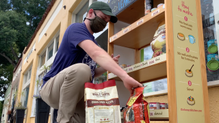 Health Mutt Pet Food Pantry