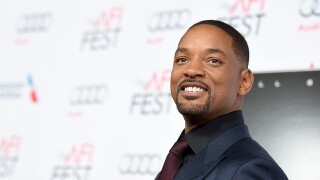 Four Florida passengers were in for a shock when actor Will Smith answered their Lyft call and gave them a ride around town.