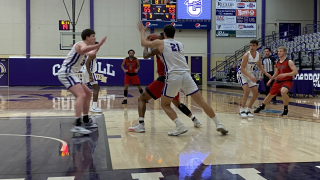 Carroll College men find footing in return home against Western