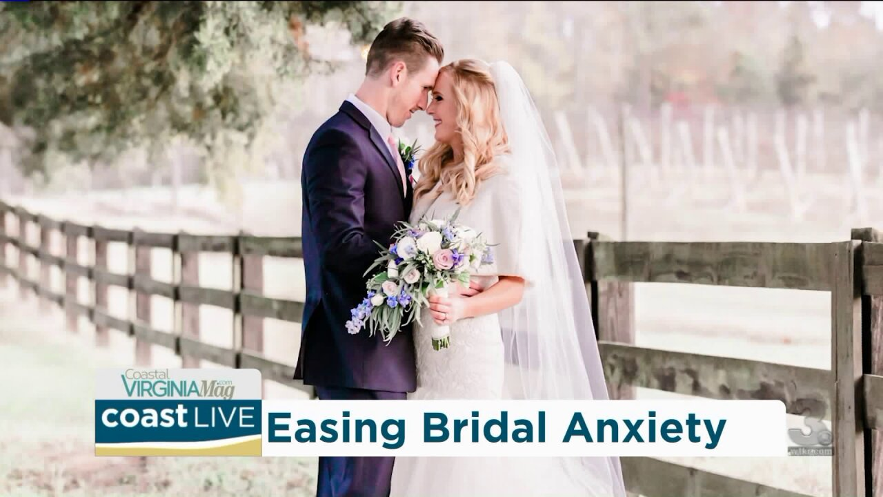 Four ways brides can minimize anxiety when wedding planning on Coast Live